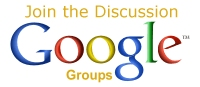 Join the discussion on Google Groups
